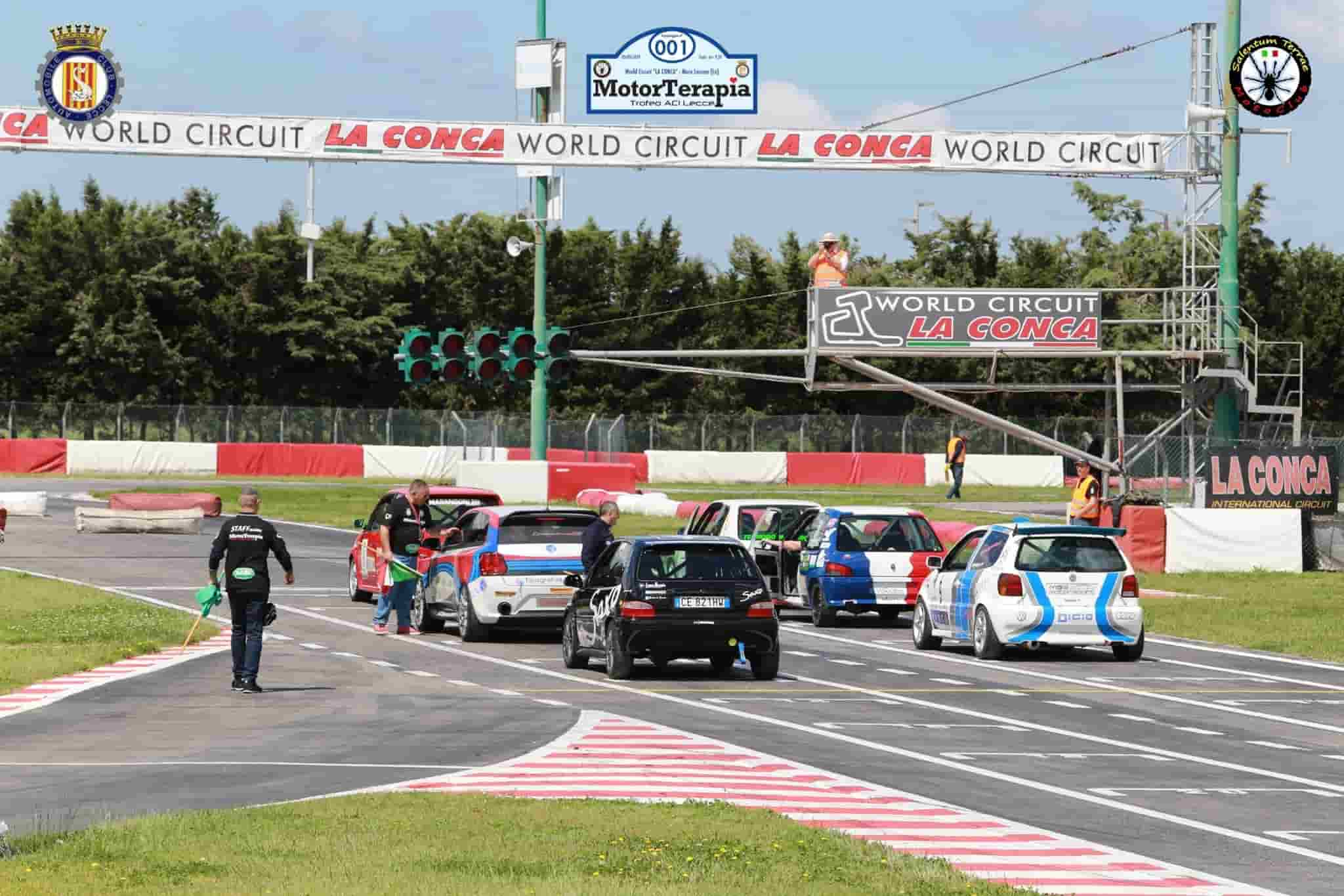 MotorTerapia, Trofeo ACI Lecce III edizione